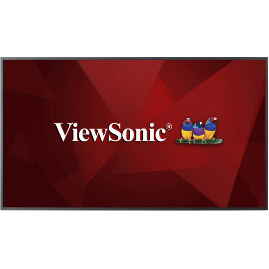 """Picture of Viewsonic 65"""" CDE6510 - 4K Ultra HD Commercial Display"""