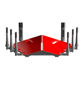 D-LINK AC5300 MU‑MIMO ULTRA Wi‑Fi Router-1